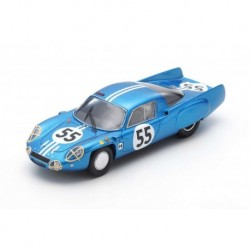 Alpine A110 55 24 Heures du Mans 1966 Spark S5477