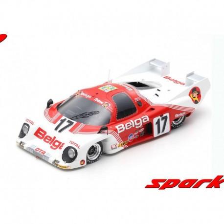 Rondeau M379B 17 3ème 24 Heures du Mans 1980 Spark 18S421