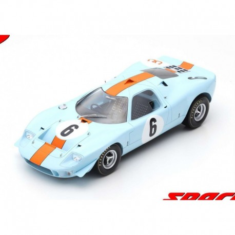 Ford Mirage 6 Winner 1000 Km de Spa Francorchamps 1967 Spark 18S408