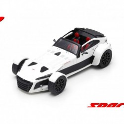 Donkervoort D8 GTO 40th anniversary 2018 White Spark 18S368