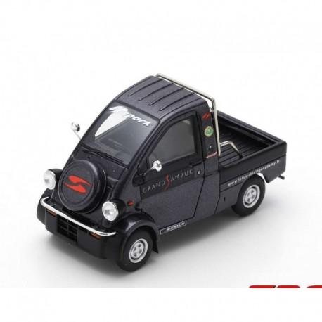 Daihatsu Midget Ii Service Car Spark S5949 Miniatures Minichamps