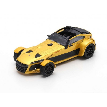 Donkervoort D8 GTO-40 2018 Yellow Spark S7605