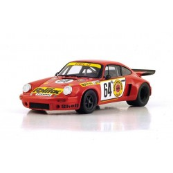 Porsche 911 Carrera RSR 64 24 Heures du Mans 1974 Spark S3493