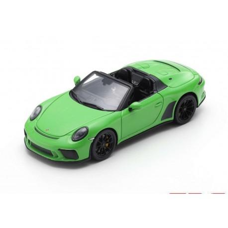 Porsche 911 Speedster 2019 Green Spark S7633