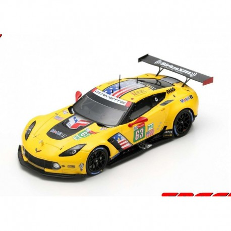 Chevrolet Corvette C7R 63 24 Heures du Mans 2019 Spark S7928