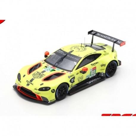 Aston Martin Vantage GTE 95 Pole Position LMGTE Pro Class 24 Heures du Mans 2019 Spark S7940