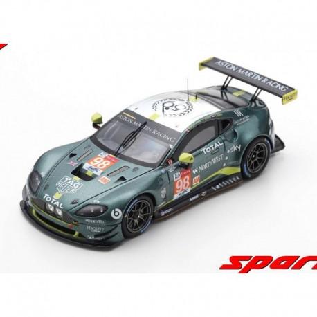 Aston Martin Vantage GTE 98 24 Heures du Mans 2019 Spark S7949