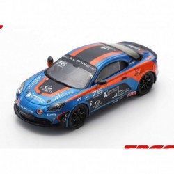 Alpine A110 Cup 76 Champion Alpine ELF Europa Cup 2018 Pierre Sancinema Spark SF142