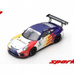 Porsche 911 GT3 Cup 8 Porsche Carrera Cup Italie Winner Monza 2019 Diego Bertonelli Spark SI009