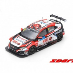 Honda Civic Type R TCR 9 WTCR Nurburgring Race 2 2019 Attila Tassi Spark S8956