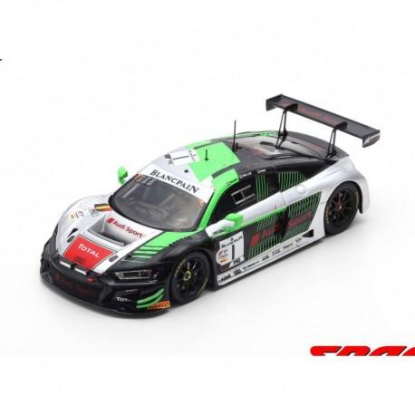 Audi R8 LMS GT3 1 24 Heures de Spa Francorchamps 2019 Spark SB266