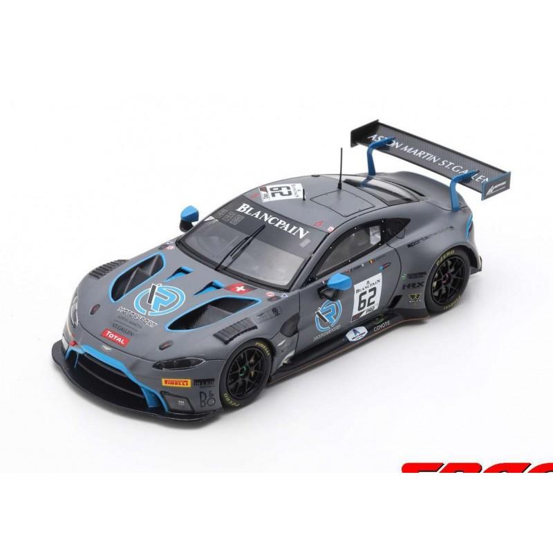 Aston Martin Vantage GT3 62 24 Heures De Spa Francorchamps