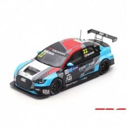 Audi RS3 LMS 22 WTCR Macau Race 2 2018 Frédéric Vervisch Spark SA205