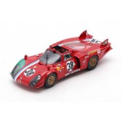 Alfa Romeo T33/2 38 24 Heures du Mans 1969 Spark S8801