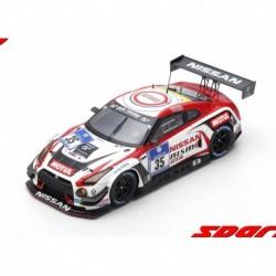 Nissan GTR Nismo GT3 35 24 Heures du Nurburgring 2016 Spark SG263