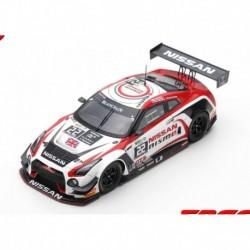 Nissan GTR Nismo GT3 22 24 Heures de Spa Francorchamps 2016 Spark SB180