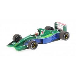 Jordan Ford 191 F1 4ème Canada 1991 Andrea de Cesaris Minichamps 110910033