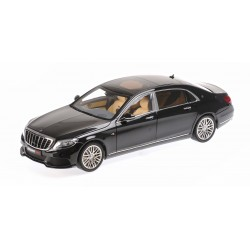 Brabus 900 Mercedes-Maybach S600 Obsidian Black Almost Real ALM860102
