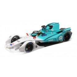 NIO FE Team 8 Formula E Season 5 2019 Tom Dillmann Minichamps 114180008