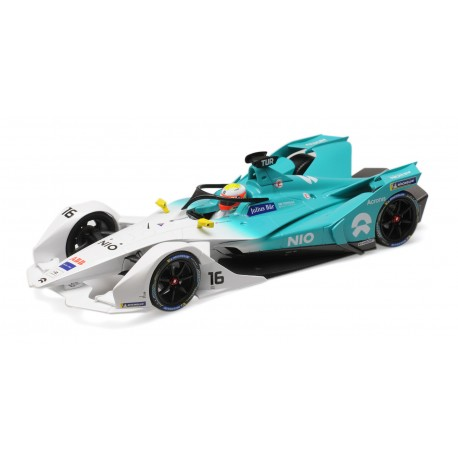 NIO FE Team 16 Formula E Season 5 2019 Oliver Turvey Minichamps 114180016