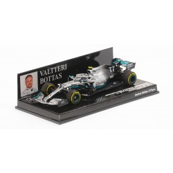 Mercedes F1 W10 EQ Power+ 77 F1 USA 2019 Valtteri Bottas Minichamps 417191877