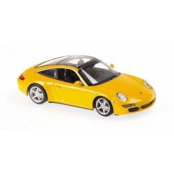 Porsche 911 Targa 2006 Yellow Maxichamps 940066161