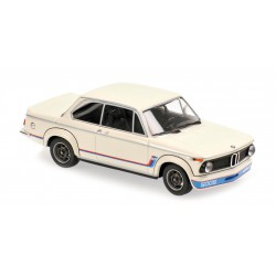 BMW 2002 Turbo 1973 Blanche Maxichamps 940022201