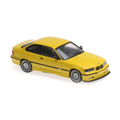 BMW M3 E36 1992 Yellow Minichamps 940022301