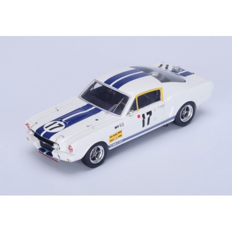 Ford Mustang GT 350 17 24 Heures du Mans 1967 Spark S2635