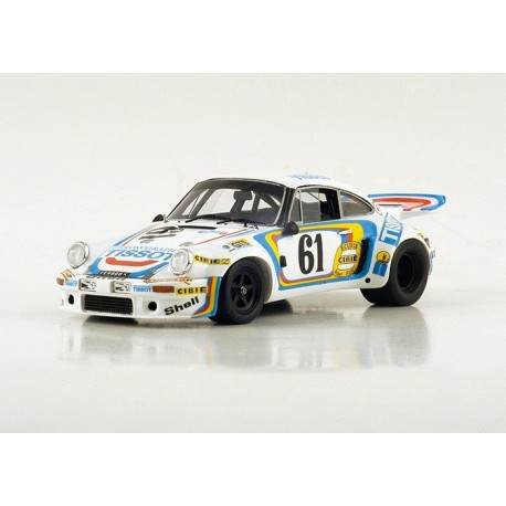 Porsche 911 Carrera RSR 61 24 Heures du Mans 1974 Spark S3494