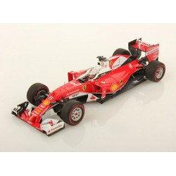 Ferrari SF16-H F1 2016 Sebastian Vettel Looksmart LSF104