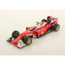 Ferrari SF16-H F1 2016 Kimi Raikkonen Looksmart LSF105