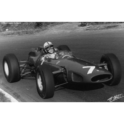 Ferrari 158 F1 World Champion 1964 John Surtees Looksmart LS18/WC64