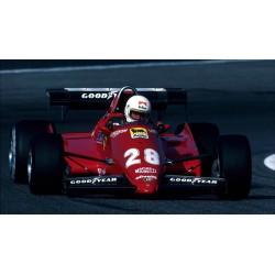 Ferrari 126C2B F1 1983 René Arnoux Looksmart LSF1H03