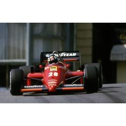 Ferrari 156/85 F1 Canada 1985 Stefan Johansson Looksmart LSF1H06B