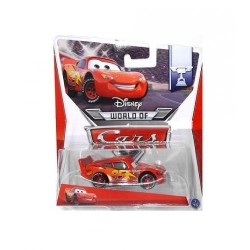 Miniature Cars Flash McQueen Mattel BHP13