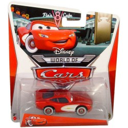 Miniature Cars Flash McQueen Sport Mattel BHP22