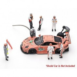 Figurines Porsche 911 RSR 92 Winner LMGTE Pro 24 Heures du Mans 2018 Spark S43AC013