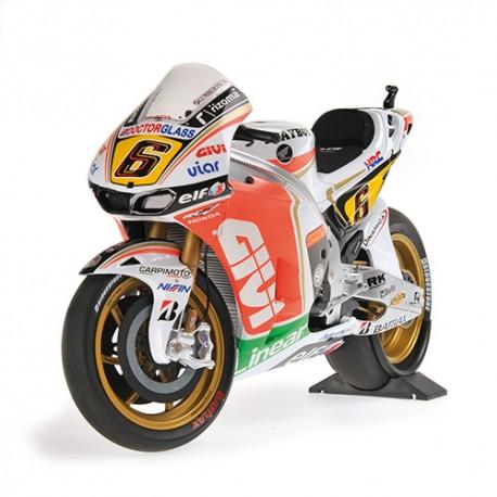 Honda RC213V Moto GP 2012 Stefan Bradl Minichamps 122121106