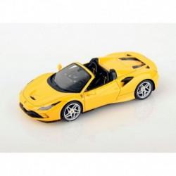 Ferrari F8 Spider 2019 Giallo Modena DS 4305 Looksmart LS511A