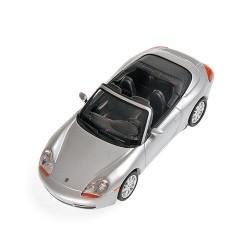 Porsche 911 (996) Grise Métalisée Cabriolet 1998 Minichamps 400061091