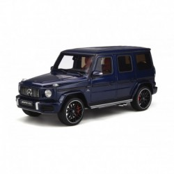 Mercedes AMG G63 2020 Canvasite Blue GT Spirit GT261
