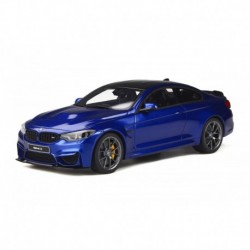 BMW M4 CS San Marino Blue Metallic GT Spirit GT059