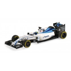 Williams Mercedes FW37 F1 Abu Dhabi 2015 Felipe Massa Minichamps 417150119
