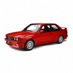 BMW M3 E30 1986 Brillant Red GT Spirit GTS80061