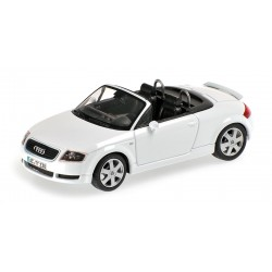Audi TT Roadster Blanche 1999 Minichamps 430017238