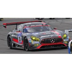 Mercedes AMG GT3 30 24 Heures du Nurburgring 2016 Minichamps 437163300