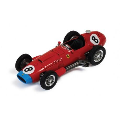 ferrari 801 8 grand prix formule 1 allemagne 1957 hotwheels sf3157 miniatures minichamps. Black Bedroom Furniture Sets. Home Design Ideas