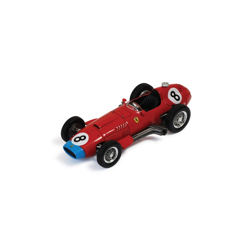 ferrari 801 8 grand prix formule 1 allemagne 1957 hotwheels sf3157 miniatures minichamps. Black Bedroom Furniture Sets. Home Design Ideas
