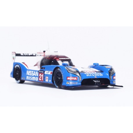 Nissan GT-R LM Nismo 21 24 Heures du Mans 2015 Spark S4640